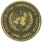 10 lipa - UNO (United Nations Organization)