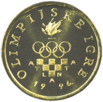 5 lipa - Olympic Games - Atlanta 1996