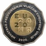 25 kuna – Croatian Presidency of the Council of the European Union 2020