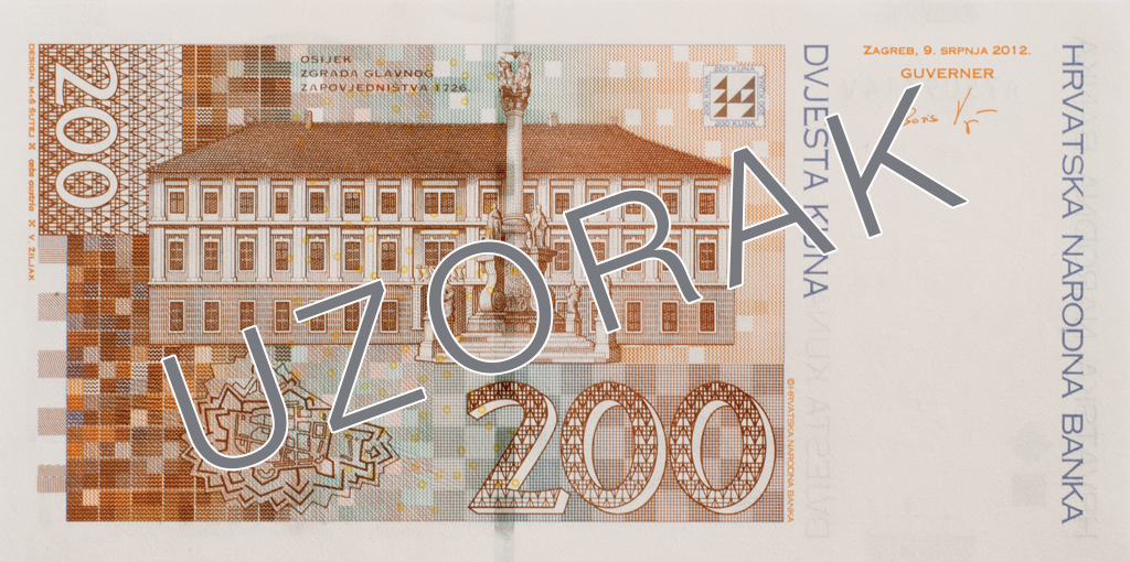 200 Kuna Hnb