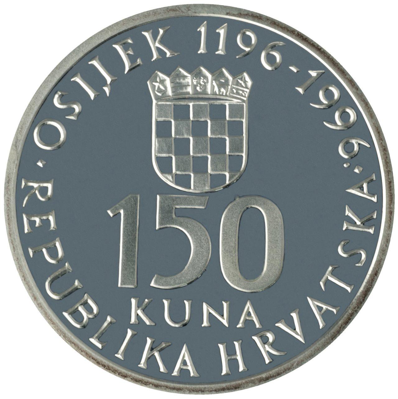 800 Obljetnica Spomena Imena Grada Osijeka Zlatni I